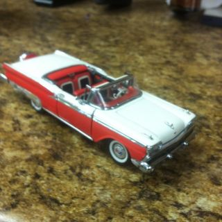 Franklin Mint 1959 Ford Galaxie 1 43 Scale