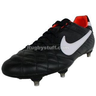 nike tiempo mystic soft ground rugby football boots uk size 9 rrp £