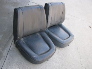 75 82 Ford Econoline Van RV Project Car Truck Seats