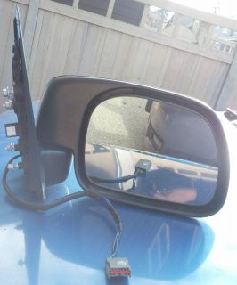 Ford F 250 Super Duty Exterior Door Mirror