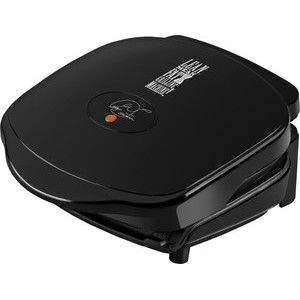 George Forman 36 Indoor Electric Grill Countertop Black Food Griller