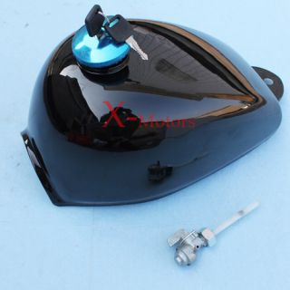 Fuel Tank Gas tank of Honda Monkey Z50 Bike Z50A Bike Brand new Black