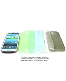 Hard Plastic Cover Case for Samsung Galaxy S3 i9300 U502E