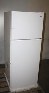 MCBR1020W 10 0 CU Foot Refrigerator White Freezer Top Mount