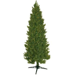 General Foam Plastics Green Slim Spruce Christmas Tree CN CG7063