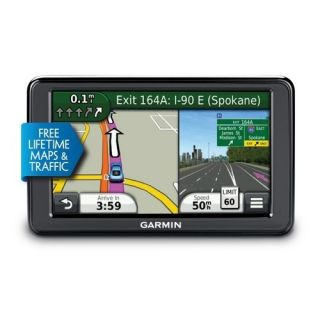Garmin Nuvi 2595LMT Portable 5 Touch GPS Vehicle Navigation System