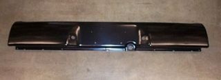 Chevy S10 GMC S15 Extreme Roll Pan Bumper New GM