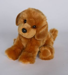 Douglas Toys 12 Plush Sunny Golden Retriever Dog New