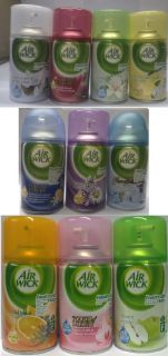 Refill Air Wick Freshmatic Various Refills Spray Mulled Wine