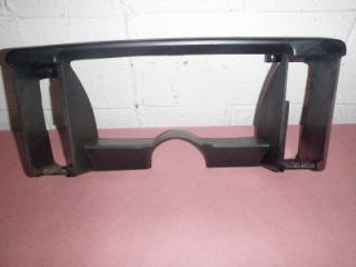 1986 1988 Chevy S10 GMC S15 Instrument Panel Bezel