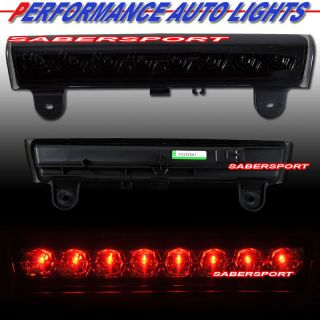 00 06 CHEVY GMC SUBURBAN TAHOE YUKON L E D 3RD THIRD LED BRAKE LIGHT