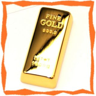 Hot Gold Bar Real Capacity USB Memory Stick Flash Drive 4GB 8GB 16GB