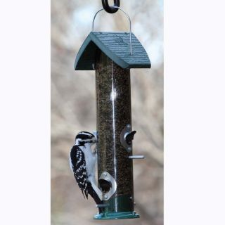 Going Green 2 Mixed Seed Tube Bird Feeder