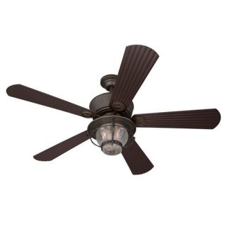 Harbor Breeze 52 Merrimack Outdoor Ceiling Fan W/ABS Blades