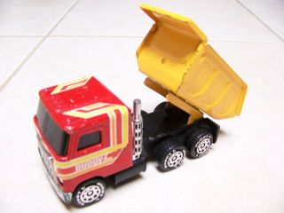 1980 Buddy L Mini Dump Truck