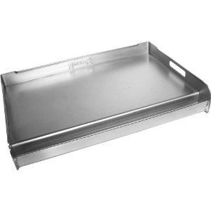 Griddle Q GQ235 Large Stainless Steel Griddle for BBQ Grills