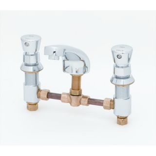 Speakman Commander Widespread Bathroom Faucet Double Handles