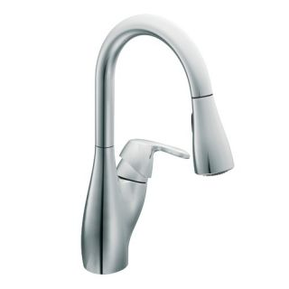 Single Handle Centerset Kitchen Faucet   9 Long Spout