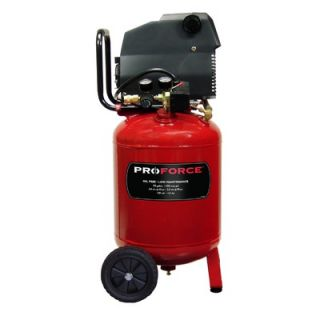 Powermate Proforce 10 Gallon Oil Free Vertical Air Compressor