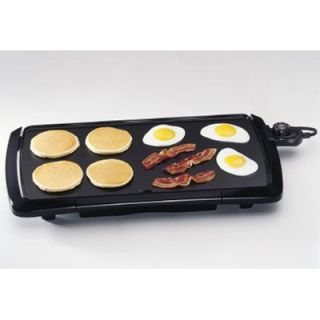 Presto 20 Cool Touch Electric Griddle