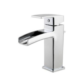 Price Pfister Kenzo Single Hole Bathroom Faucet with Double Handles