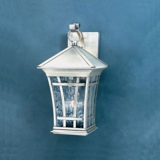 Lighting Hancock Outdoor Wall Lantern in Satin Pewter   SL9486 41