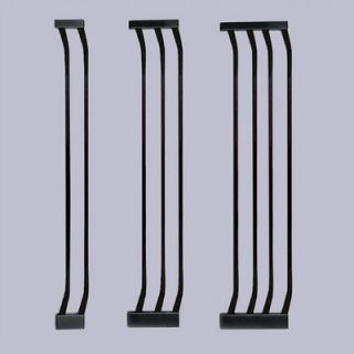 Bindaboo Black Extra Tall Gate Extensions