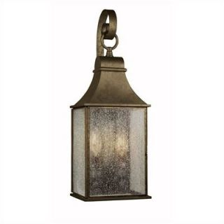 World Imports Lighting Outdoor Hanging Wall Mount Lantern in Flemish