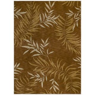 Tommy Bahama Rugs Home Nylon Florist Greens Spice Rug
