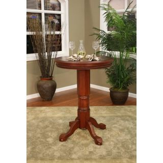 American Heritage Larosa Pub Table in Brandy   100580BR