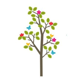 Tree & Nature Wall Stickers