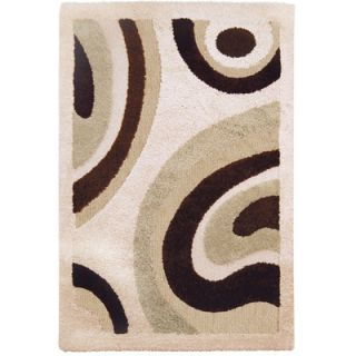 Home Dynamix Structure Ivory/Brown Rug   17005 122