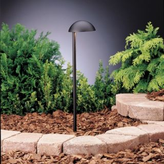 Kichler Textured Black Side Mount Landscape Path Light   15423BKT
