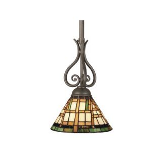 Dale Tiffany Cresmer 1 Light Pendant   TH101350
