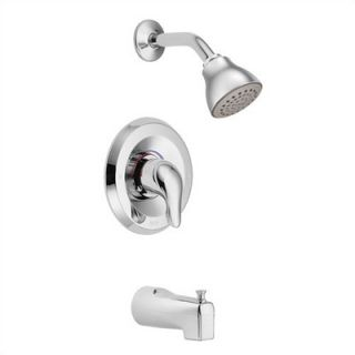 Moen Chateau Posi Temp Single Handle Shower and Tub Valve Trim