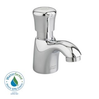 American Standard Pillar Tap Single Hole Metering Faucet with Single