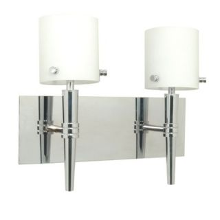 Nuvo Lighting Jet Vanity Light in Polished Chrome   60/1072 / 60
