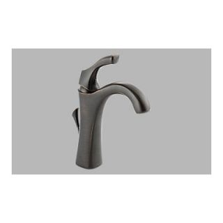 Delta Addison Single Hole Bathroom Faucet with Single Handle