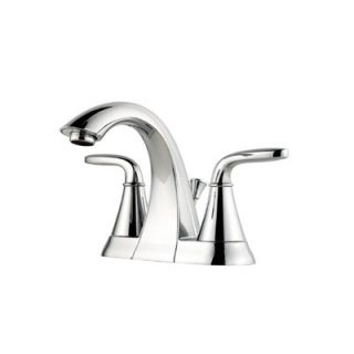 Price Pfister Pasadena Centerset Bathroom Faucet with Double Handles