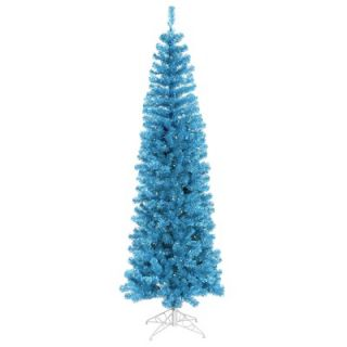 Vickerman 6.5 Artificial Christmas Tree in Sky Blue