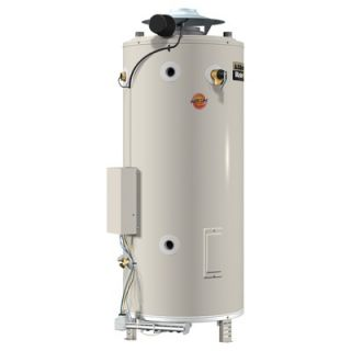 Smith BTR 197 Commercial Tank Type Water Heater Nat Gas 100 Gal