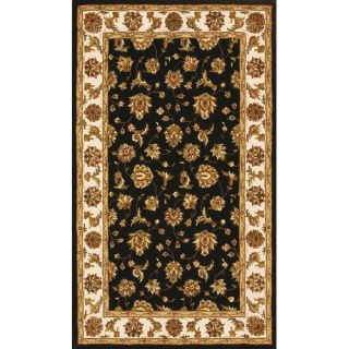 Dynamic Rugs Charisma Harding Ivory/Brown Rug   DI2522 211