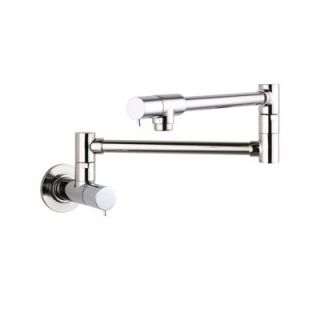Hansgrohe Talis Two Handle Wall Mounted Pot Filler Faucet