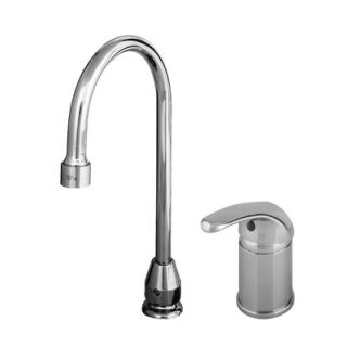 Brass Widespread Sink Faucet with Single Lever Handle