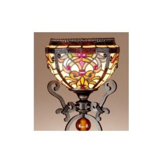 Dale Tiffany Antiques Roadshow Boehme Series Tiffany Buffet Lamp