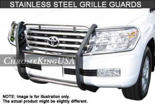 2010 2011 2012 Ford F150 F 150 Stainless Steel Grille Guards Brush Bar