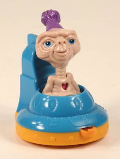 1994 Et McDonalds Happy Meal Happy Birthday Train Collectible Figure