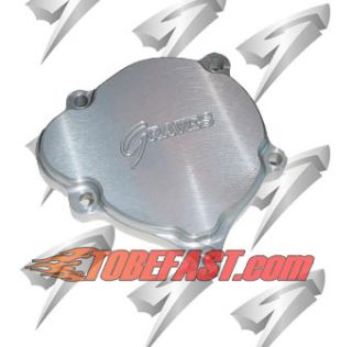 Graves Motorsports Suzuki GSXR Right Side Engine Case Cover