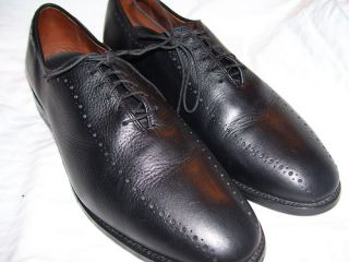 Allen Edmonds  Hastings  Oxfords Men Shoes 10 D $325