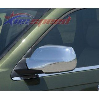 2007 2010 Ford Edge Chrome Mirror Covers 2PC    Automotive